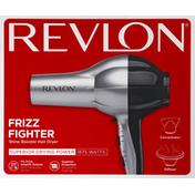 Revlon Hair Dryer, Shine Booster, Frizz Fighter