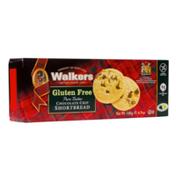 Walkers Shortbread Gluten Free, Chocolate Chip Shortbread
