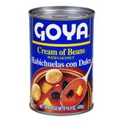 Goya Cream of Beans, with Coconut