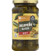 Southeastern Grocers Jalapeno Slices, Hot