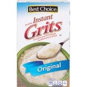 Best Choice Original Instant Grits