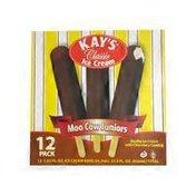 Kay's Classic Moo Cow Juniors Ice Cream Bar