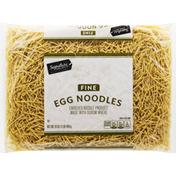 Signature Select Egg Noodles, Fine