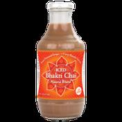Bhakti Tea, Iced, Almond Blend, Bottle