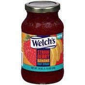 Welch's Strawberry Banana Fruit Spread