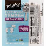 Tofurky Treehouse Tempeh, Organic Soy
