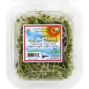 Rock Garden Micro Greens, Organic, Italian Blend