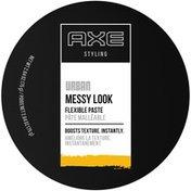 Axe Whatever Paste, Messy Look