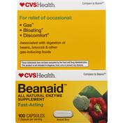 CVS Health Beanaid, Fast-Acting, Capsules