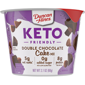 Duncan Hines Cake Mix, Double Chocolate