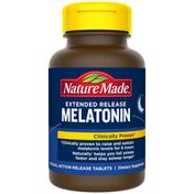 Nature Made Melatonin Extended Release Tablets