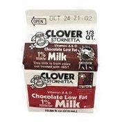 Clover Sonoma 1% Chocolate Low Fat Milk