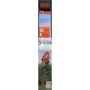Black & Decker Hedge Trimmer, 16 Inch