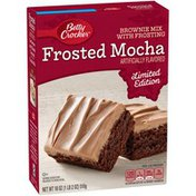 Betty Crocker Frosted Mocha with Frosting Limited Edition Brownie Mix