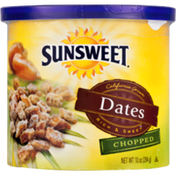 Sunsweet Pitted Chopped Dates