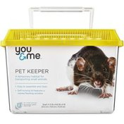 You & Me Small Pet Keeper Square