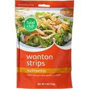 Food Club Authentic Wonton Strips