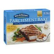 Van de Kamp's Parchment Bake Tilapia Fillets Classic Grilled - 2 CT