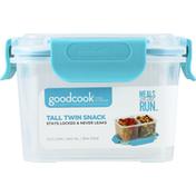GoodCook Food Storage, Tall Twin Snack