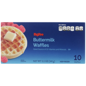 Hy-Vee Buttermilk Waffles
