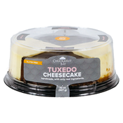 Chuckanut Bay Foods Gluten Free Tuxedo Cheesecake