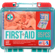 Be Smart First Aid, Clean Treat Protect