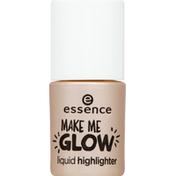 Essence Highlighter, Liquid, Morning Mist in a Bottle 10