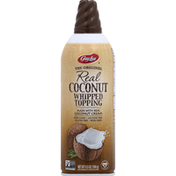 Gay Lea Whipped Topping, The Original, Real Coconut