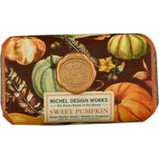 Michel Design Works Shea Butter Soap, Sweet Pumpkin