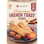 Member's Mark Cinnamon French Toast Sticks
