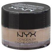 NYX Professional Makeup Concealer, Full Coverage, Fair CJ02