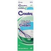 Crowley Light Cream