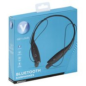 Vivitar Earphones, Bluetooth