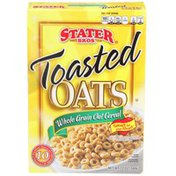 Stater Bros Toasted Oat Cereal