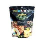 Wild & Real Organic Dried Pineapple Rings