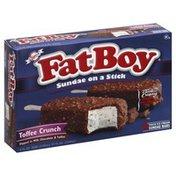 Fat Boy Sundae on a Stick, Toffee Crunch