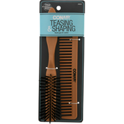 Conair Brushes, Teasing & Shaping