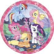 DesignWare Plates, My Little Pony Friendship, 9 Inch