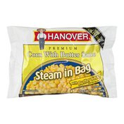 Hanover Steam in Bag Corn With Butter Sauce