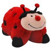 Pillow Pets Stuffed Animal, Plush Folding, Ms. Lady Bug