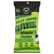Open Road Snacks Popcorn, Fully Loaded, Jalapeno Cheddar