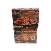Stouffer's Spaghetti With Meatballs Frozen Dinner