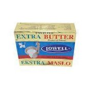 Lowell Ekstra Maslo Unsalted Extra Butter
