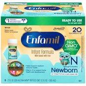 Enfamil Newborn Milk-Based with Iron Infant Formula