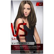 Vidal Sassoon Salonist Permanent 6/1 Light Cool Brown Hair Colour
