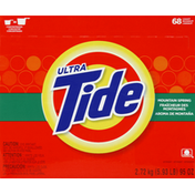 Tide Laundry Detergent, Mountain Spring