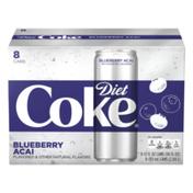 Diet Coke Blueberry Acai
