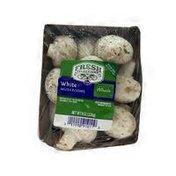 Kroger Whole White Mushrooms