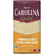 Carolina Extra Long Grain Enriched Parboiled Rice