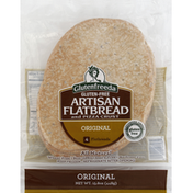 Glutenfreeda Flatbread and Pizza Crust, Gluten-Free, Artisan, Original